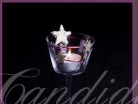 tealight świąteczny, dekoracje bożonarodzeniowe, dekoracje świąteczne