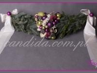 dekoracja świąteczna na kominek, dekoracje bożonarodzeniowe, dekoracje świąteczne