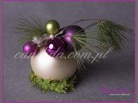 mała ozdoba świąteczna, dekoracje bożonarodzeniowe, dekoracje świąteczne