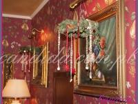 wianki bożonarodzeniowe, dekoracje świąteczne restauracji, dekoracje bożonarodzeniowe, dekoracje świąteczne