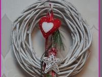 wianek bożonarodzeniowy, dekoracja świąteczna restauracji, dekoracje bożonarodzeniowe, dekoracje świąteczne