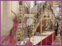 dekoracje eventowe, dekoracje bożonarodzeniowe dla PGNIG
