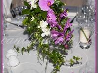 dekoracja kwiatowa stołów, dekoracje eventowe, kwiaty dla firm