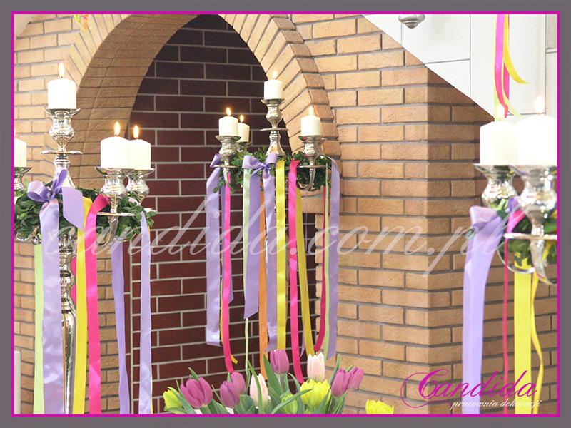 Dekoracje eventów dla PGNIG   Dekoracje dla firm, dekoracje świąteczne