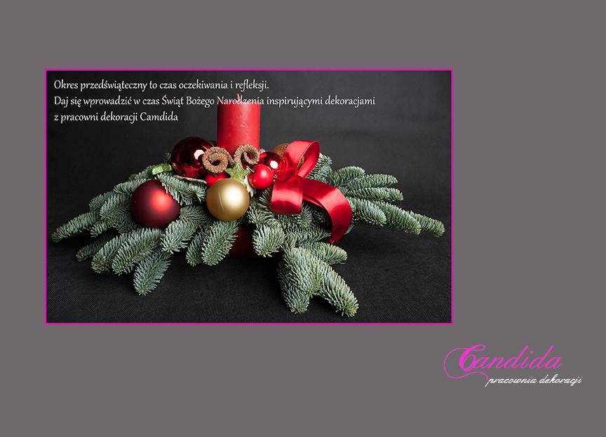oferta bożonarodzeniowa  2014 - 2